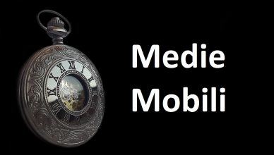 Le Medie Mobili