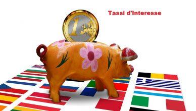 La BCE lascia i tassi di interesse invariati
