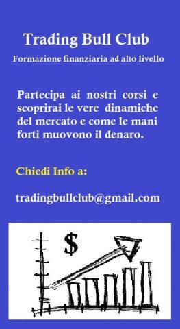 Corsi di formazione Trading