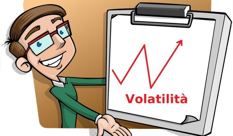 La volatilità dei mercati finanziari