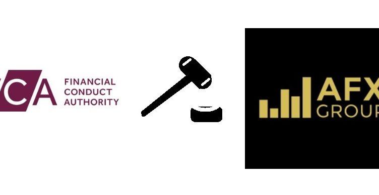 La Financial Conduct Authority (FCA) sospende la licenza al broker AFX
