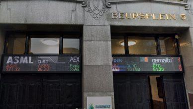 Indice Aex 25 - Borsa di Amsterdam