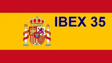 Indice IBEX 35 Bolsa de Madrid