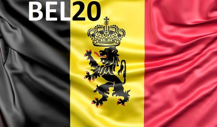 Indice del mercato Belga