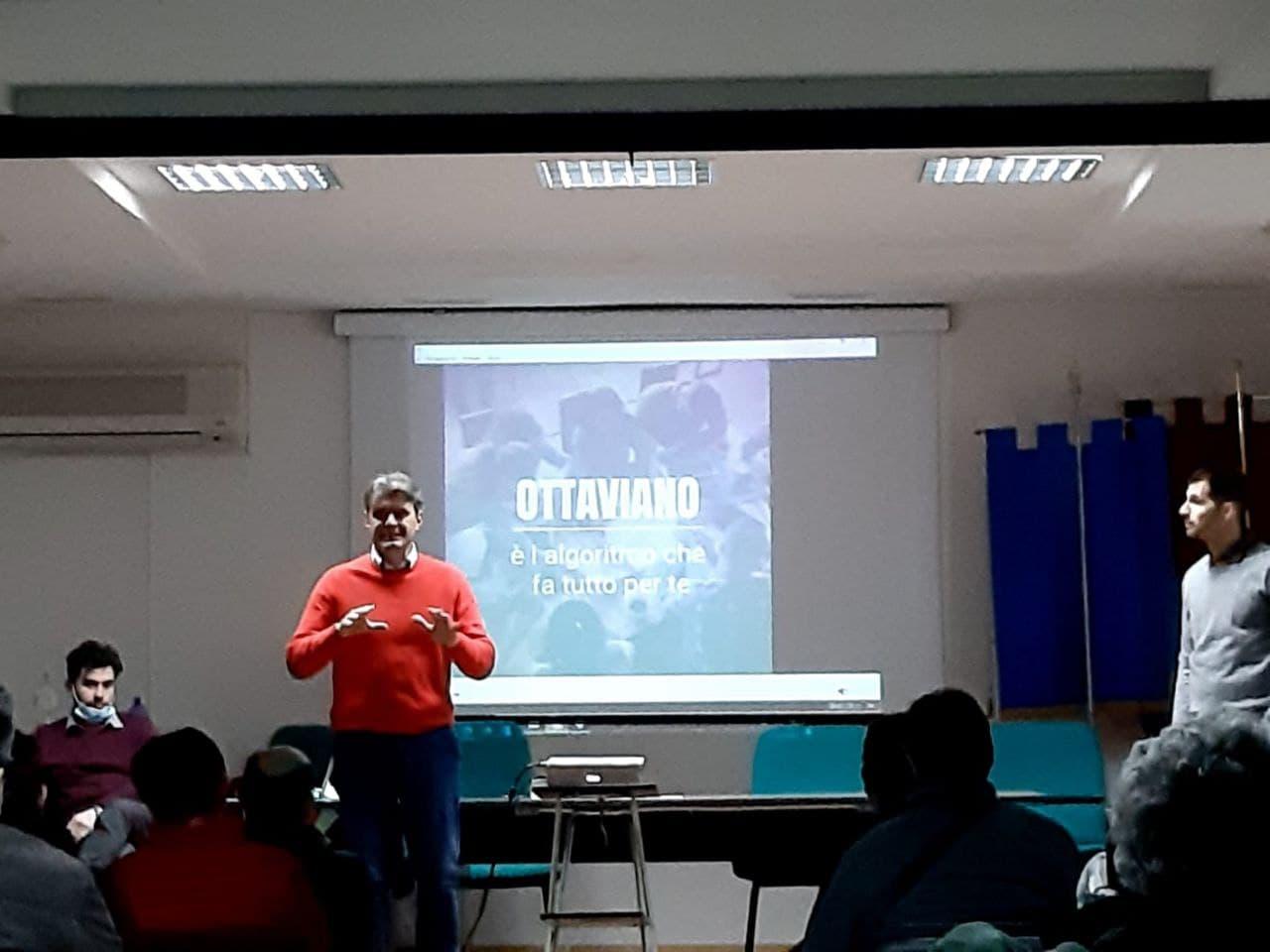 Trading Bull Club - Ottaviano presentazione
